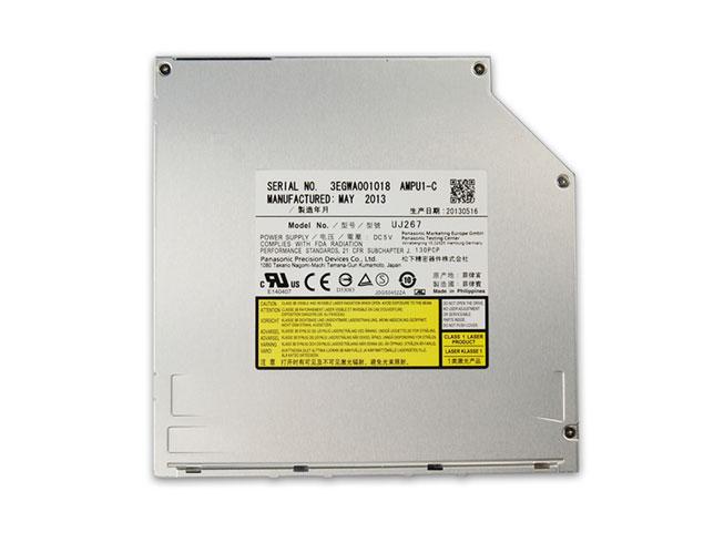 DU-8A3SH DVD±RW Multi Writer Burner Laptop SATA Optical Drive No Bezel For DELL