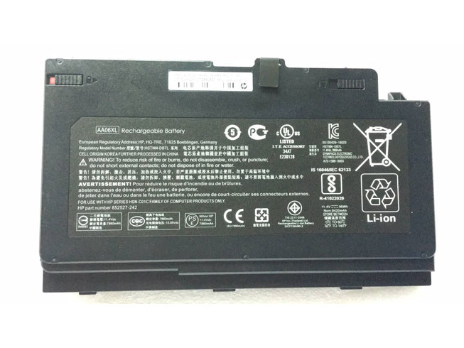 HP AA06XL電池/バッテリー