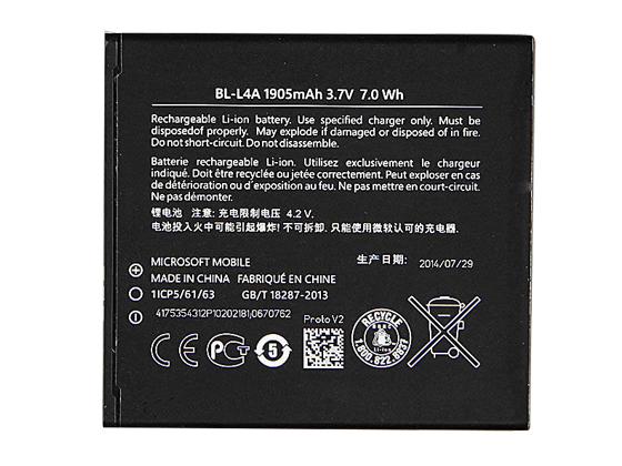 NOKIA BL-L4A バッテリー