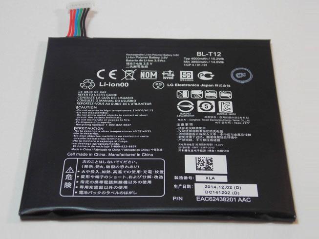 LG BL-T12 バッテリー