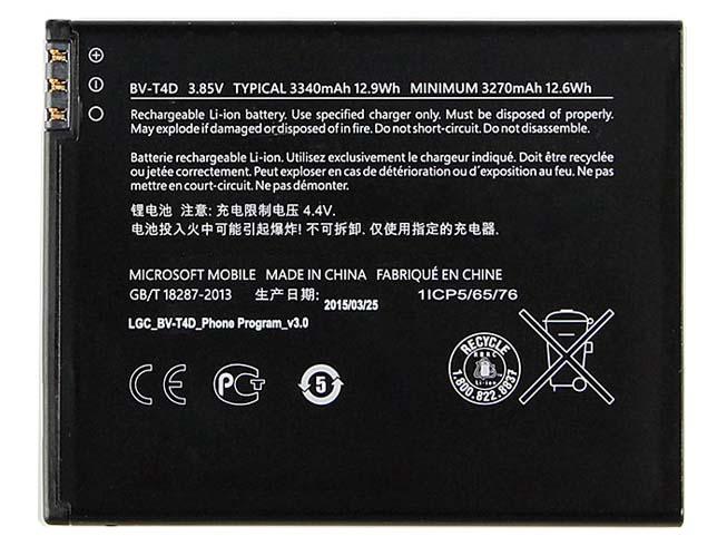 Microsoft BV-T4D バッテリー
