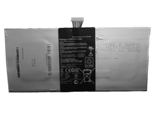ASUS C12P1305 バッテリー