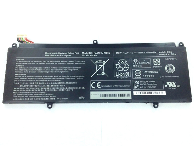 Toshiba PA5190U-1BRS バッテリー