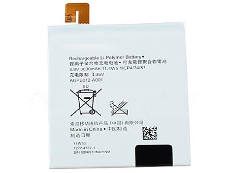 SONY AGPB012-A001 バッテリー