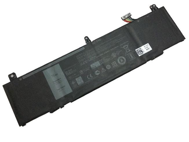 Dell TDW5P バッテリー