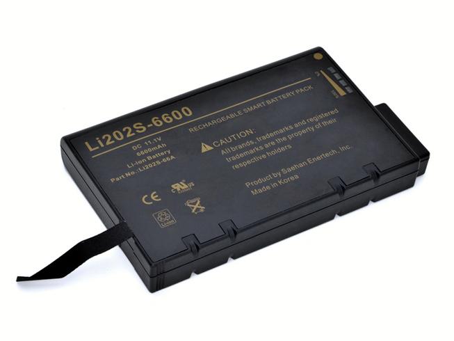 Philips LI202S-6600 バッテリー